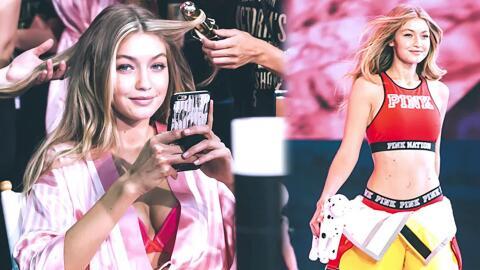 Gigi Hadid modelará nuevamente en el Victoria's Secret Fashion Show