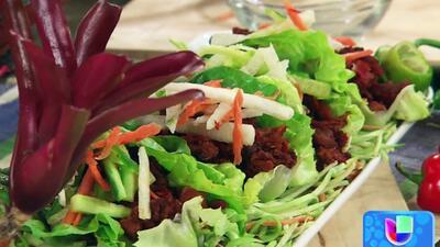 Receta de Tacos al estilo 'Doña Chayo', llenos de mucho sabor