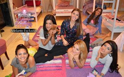 Adelanto Exclusivo: ¡Sexy pijama party con las bellas!