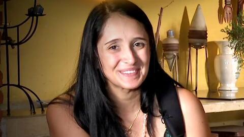 Exclusiva: Ximena Suárez, asegura que estar viva luego del accidente aér...