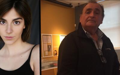 Desde el Consulado de México en Manhattan, Hugo Méndez com...