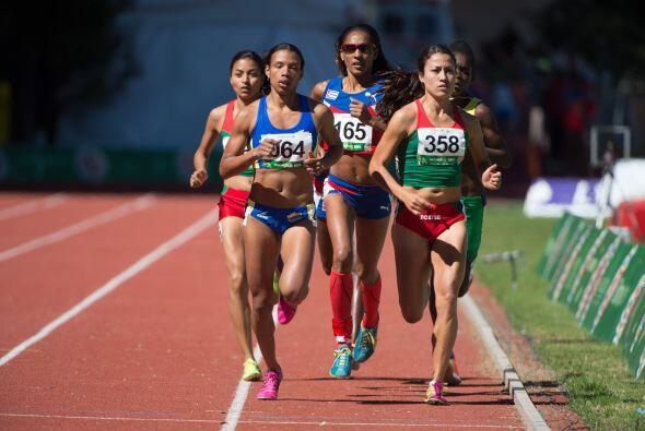 Colombia consiguió tres oros y estableció tres nuevas marcas en el atlet...