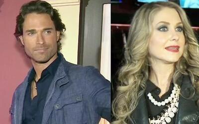 El rumor de un romance entre Ingrid Martz y Sebastián Rulli se hace fuerte