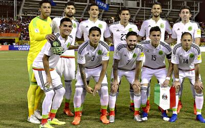 Con México más líder que nunca, así quedó el Hexagonal después de la jor...