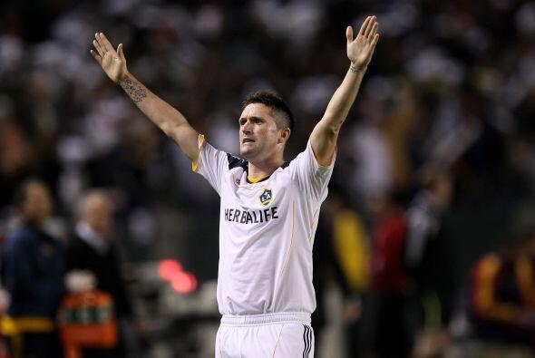 Robbie Keane se despachó con un 'doblete' ante el D.C. United. El irland...