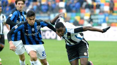 Udinese vs. Atalanta