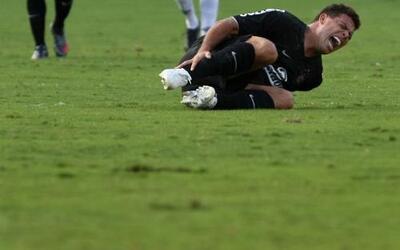La exitosa carrera de Ronaldo estuvo marcada por un sin fin de lesiones...