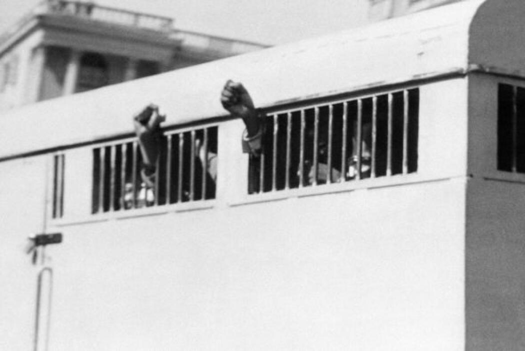 5 de agosto de 1962: Mandela es arrestado en Johannesburgo.