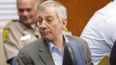 El millonario Robert Durst fue arrestado