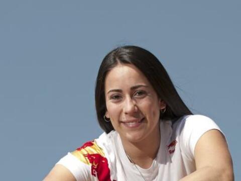 Mariana Pajón; fue coronada como 'La reina' de una disciplina dom...