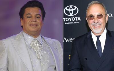 'Juan Gabriel fue un gran ser humano': así recuerda Emilio Estefan al Di...
