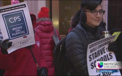 ¿Habrá o no huelga de maestros de CPS?