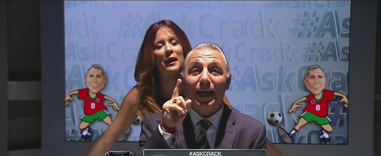 #AskCrack:¿Qué prefiere Hristo, otro sexteto del Barça o que Bulgaria vu...