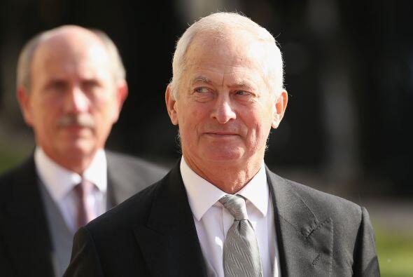 7. Hans-Adam II.  El príncipe de Liechtenstein ha disfrutado de unos gra...