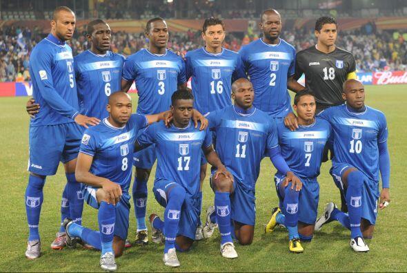 La Selección de Honduras ha estado presente en torneos internacionales d...