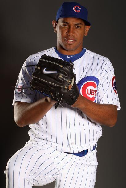 El dominicano Carlos Mármol se ha ganado el rol de cerrador de los Cubs...