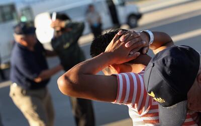 Cinco cosas que deben evitar los inmigrantes indocumentados en estos mom...