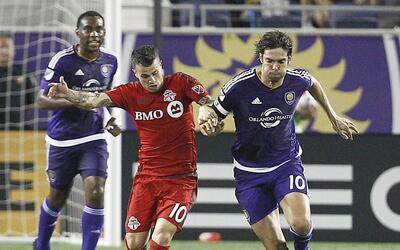Giovinco y Kaká, los futbolistas mejor remunerados en la MLS.