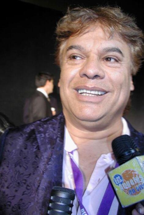 Juan Gabriel ha interpretado y compuesto varios temas para telenovelas.