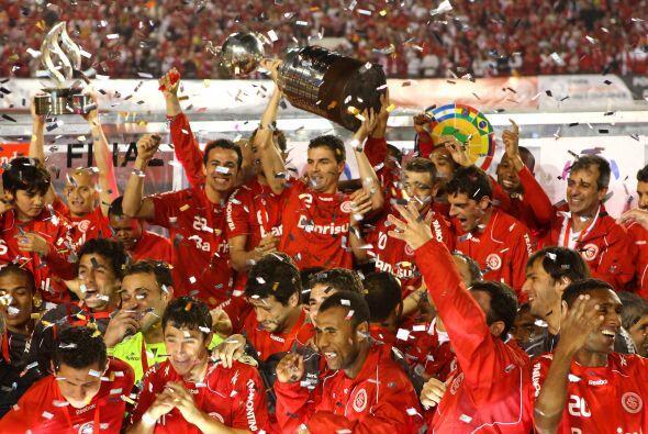 El Inter se llevó la Libertadores del año luego de vencer...