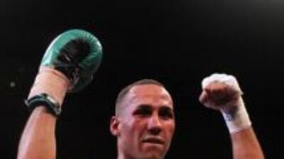 DeGale derrotó a Zuñiga por decisión unanime en Hull, Inglaterra.