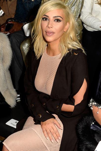 Día nuevo, nuevo escandalito de doña Kim...
