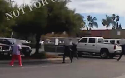 Las autoridades revelan video de la muerte de Alfred Olango en El Cajon