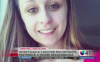 Investigan si cadáver es de madre desaparecida