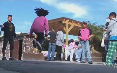 México y EEUU hacen frente a situación de niños inmigrantes