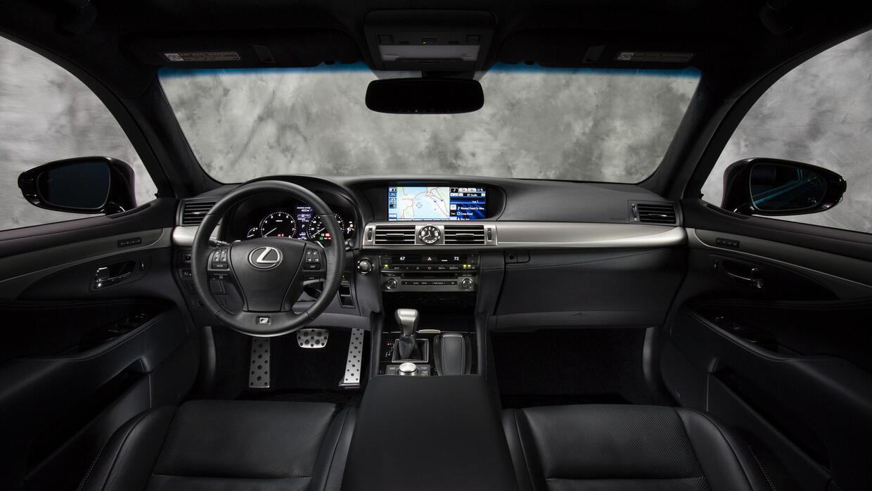 Lexus LS 460 F Sport