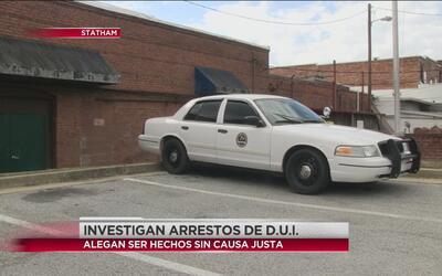 Investigan a oficial por ejecutar arrestos no autorizados