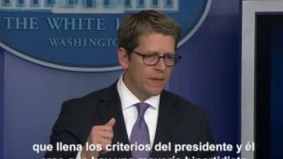Obama cree que hay mayoría en el Congreso para aprobar una reforma migra...