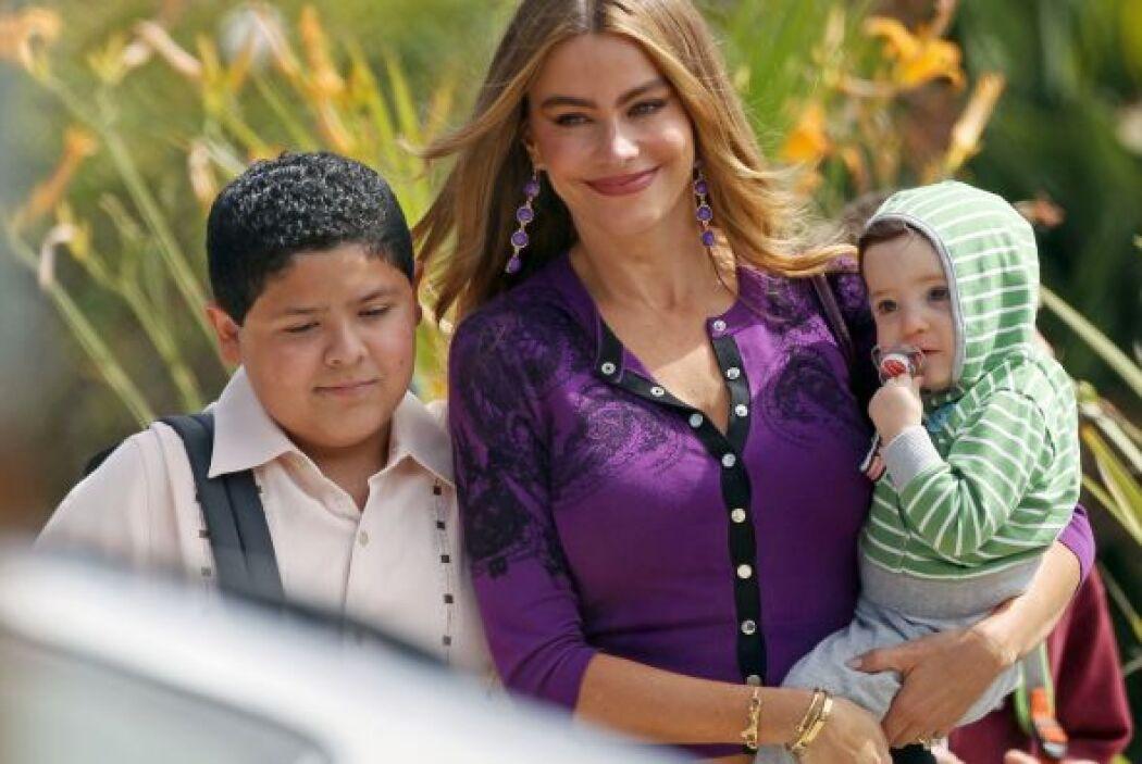 La colombiana ha confesado que su personaje tiene mucho de su personalid...