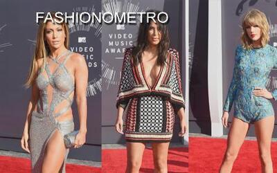 El Fashionometro: Los mejor y peor vestidos de los MTV VMA Awards 2014