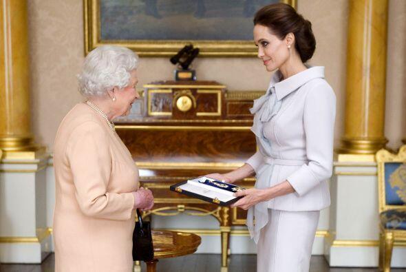 Angelina Jolie sigue siendo la favorita de muchos, gracias a sus nobles...