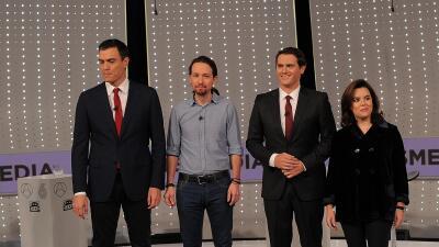 Jorge Ramos: El país de las tertulias GettyImages-Spain-Debate.jpg