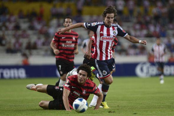 Al ataque las opciones parecen favorecer a Guadalajara con más variantes...