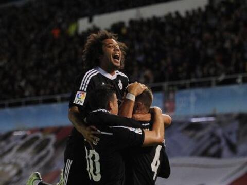Real Madrid superó 4-2 al Celta de Vigo en Balaídos. En un...