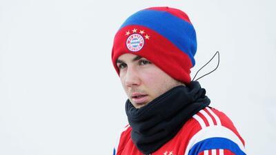 El volante del Bayern Munich elogió el nivel futbolístico en la carrera...