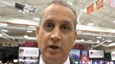 Mario Diaz Balart habla de la posición del Gobernador Romney y la inmigr...
