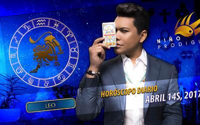 Niño Prodigio - Leo 14 de abril 2017