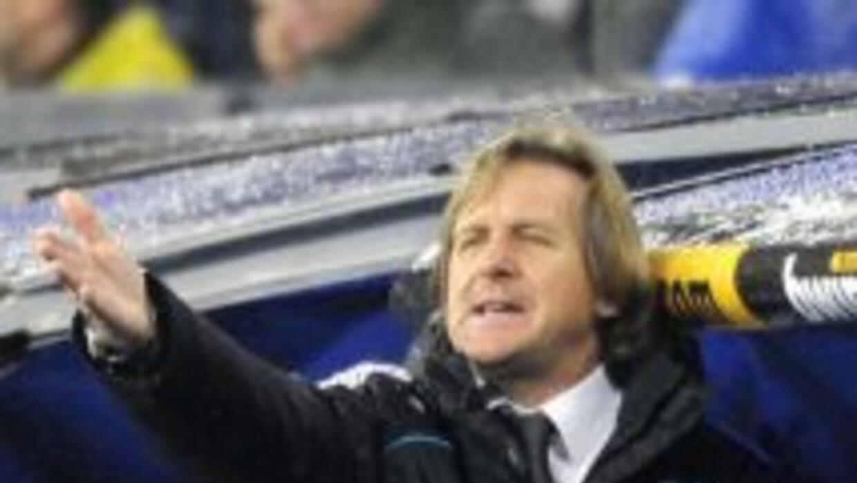 Bernd Schuster aseguró un largo contrato con el Málaga.