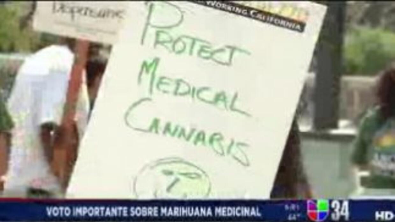 Noticias del 34: Batalla por marihuana medicinal en LA y demanda contra...
