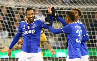 Juventus vs. Tottenham