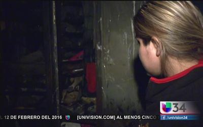 Familias latinas se quedan sin hogar