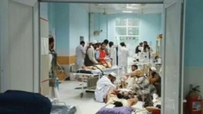 Al menos 9 médicos sin fronteras y 7 pacientes mueren tras bombardeo