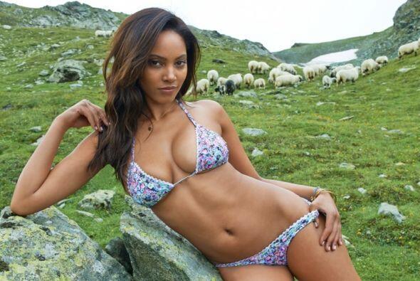 Ariel Meredith, es una modelo estadounidense que es pareja del jugador d...