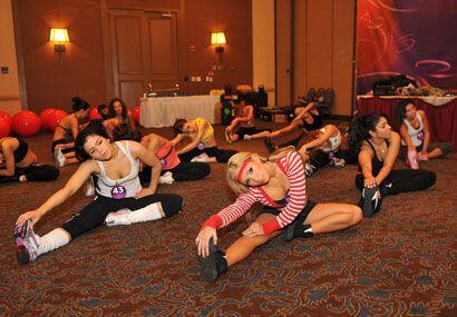 El entrenamiento físico hará parte de la rutina de las chicas de Nuestra...