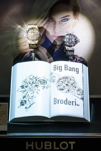La modelo Bar Rafaeli es la imagen de la campaña publicitaria de...