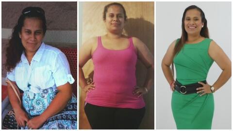 Jelen Guerrero, la mamá guerrera que logró perder 39 libras con Yes You...